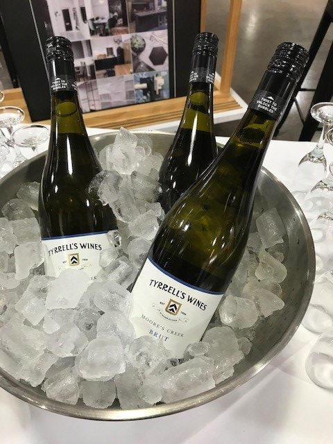 Chilled Tyrrell's Wines