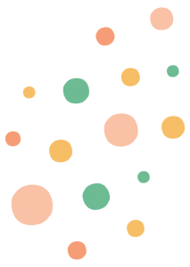 Taste Me Creative Catering Background Dots